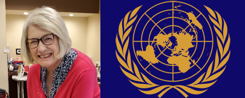 Rops Elected to UN Delegation for PW