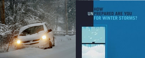Winter Weather: Are You Prepared?